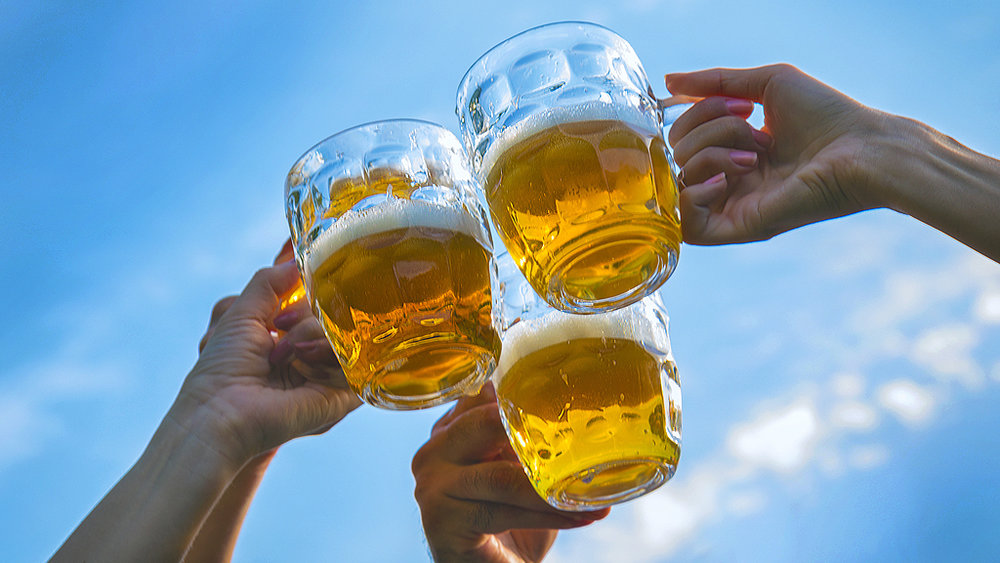 Why Does Beer Taste So Good After a Run or a Race? -