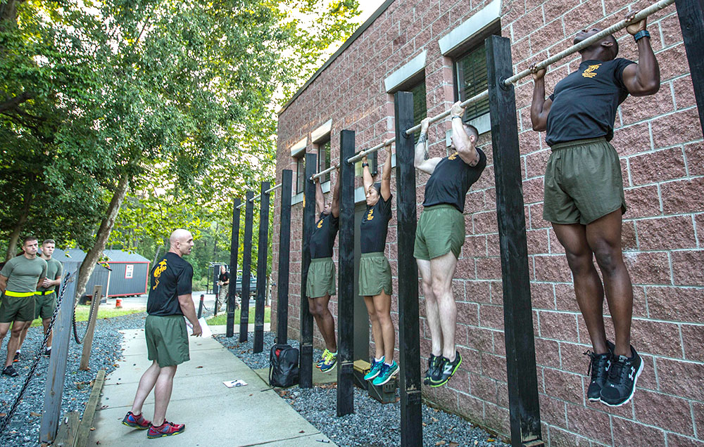 How America's Elite Marines Are Becoming Even Fitter - Marines across the country are learning to exercise more effectively, eat better, and love working out