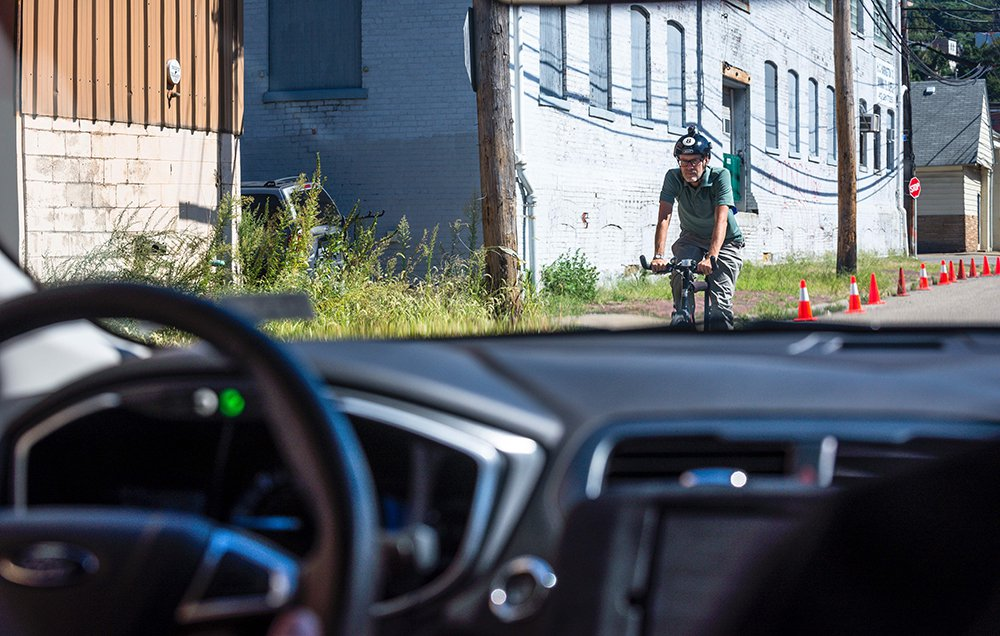 Early Trials Show That Uber's Self-Driving Cars Pose Threat to Cyclists - Backlash from San Francisco cyclists, and a lack of permits, prompts Uber to move tests of its driverless cars from California to Arizona