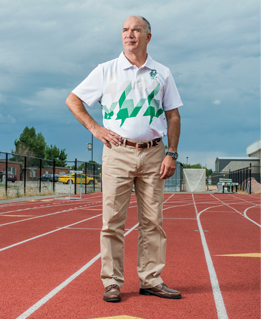 Adams State's Secret Weapon - Damon Martin has coached Adams State University to 23 national titles in track and field and cross-country. Here are the numbers behind his success. (October 2015)