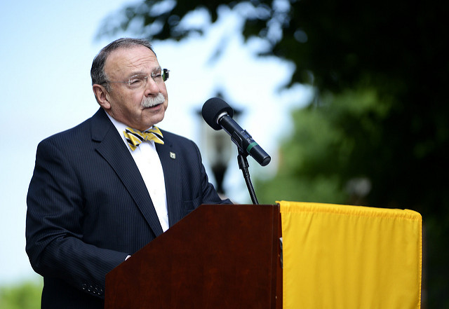 Loftin's time at MU - October 2014