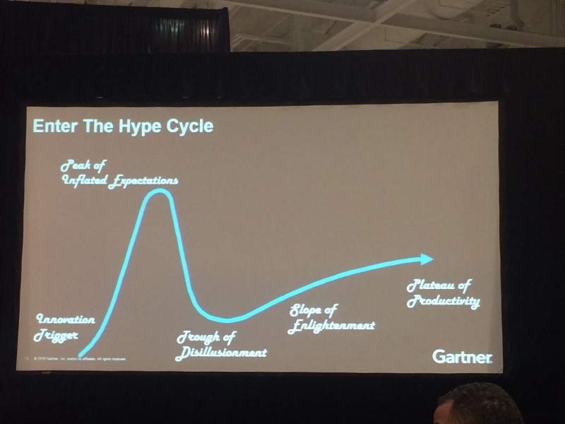 """Vi Shaffer's """"Hype Cycle"""""""