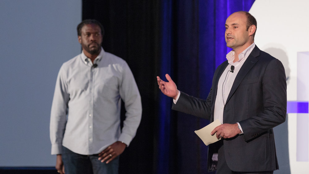 Health:Further CEO Marcus Whitney presents alongside Briovation Chief Medical Officer Mario Ramirez,MD