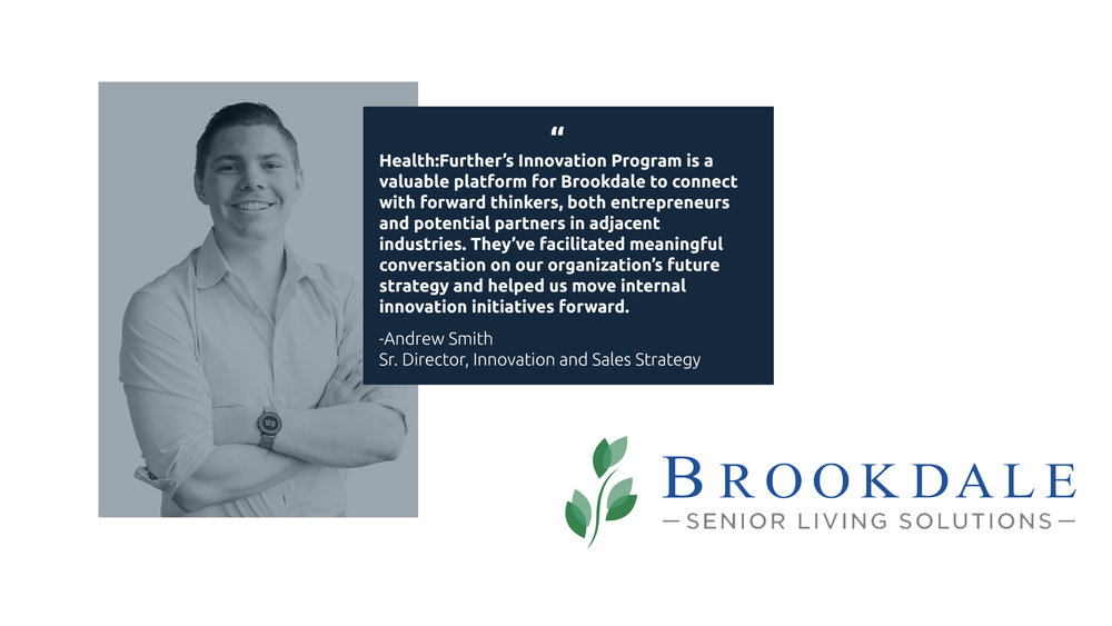 Health:Further Innovation Program Brookdale Testimonial