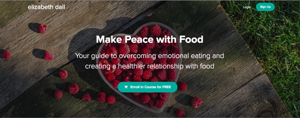 Make peace with food course.png
