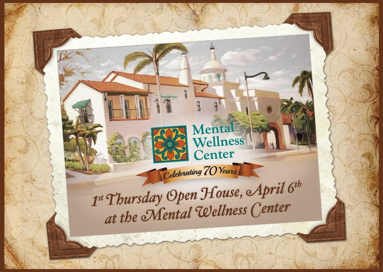Anniversary Scrapbook Mental Wellness Center