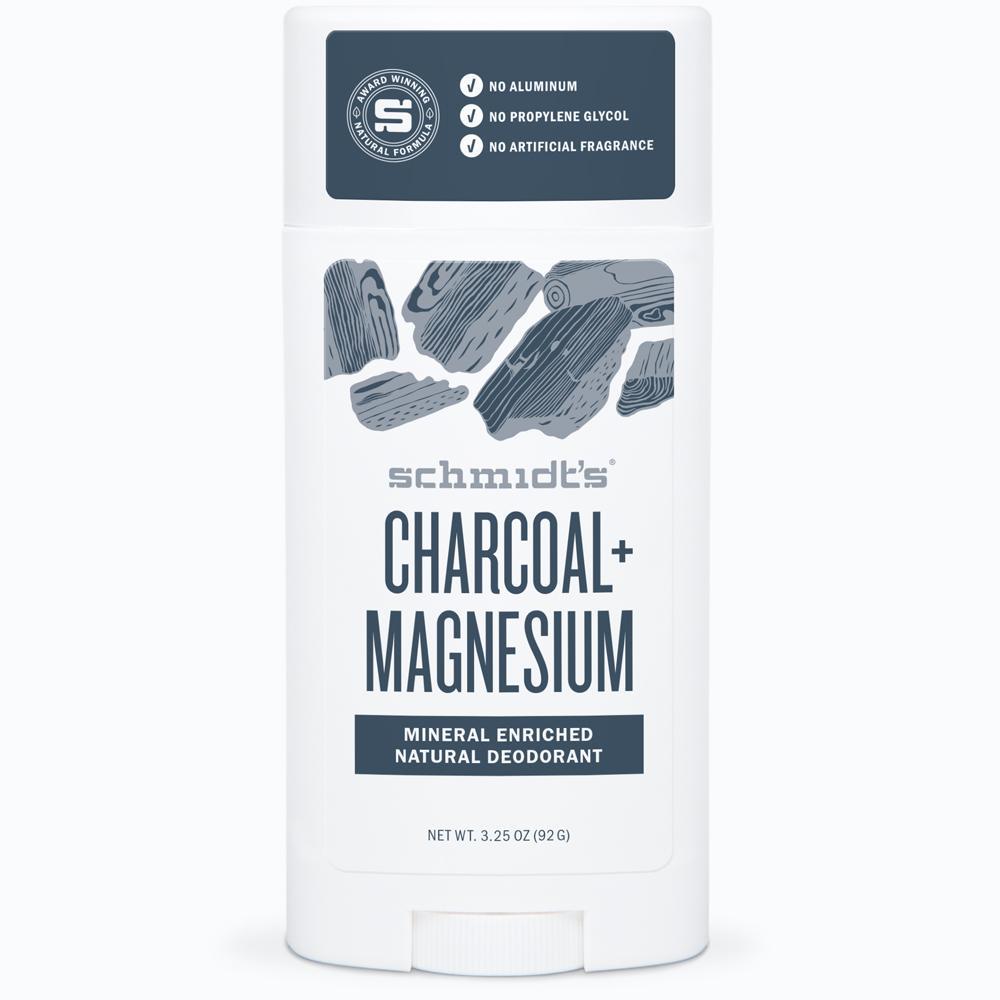 Schmidt's Charcoal Natural Deodorant
