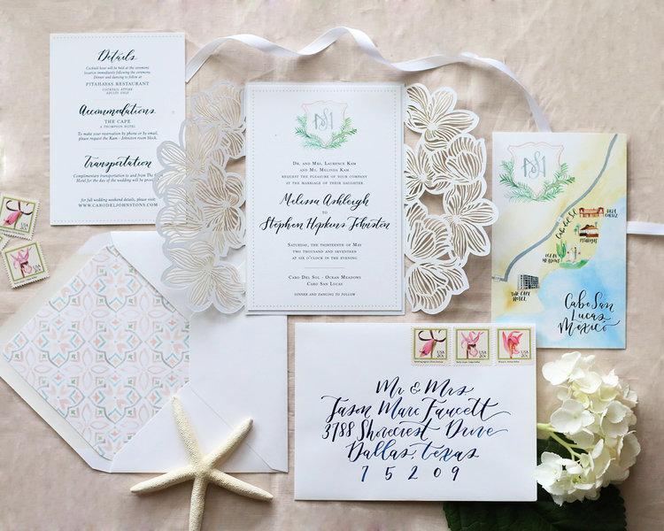 Cabo San Lucas Destination Wedding Suite — Custom Wedding ...