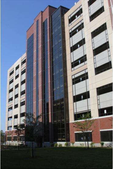 Medical Campus Transportation Structure - Buffalo, NY