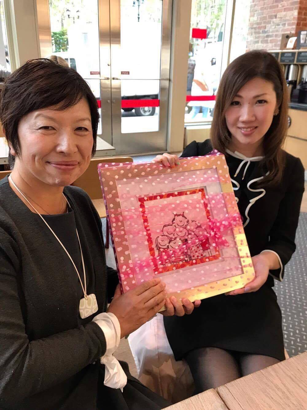 "Our CEO Naomi Osawa translated the book ""Because You Are Special"" earlier this year.  Unlike a traditional story book, ""Because You Are Special"" is a collection of heart-to-heart messages full of love for humanity. The cover photo is with the author Hiromi Ushijima, whose achievements include many works with UNICEF. The collaboration between the two became possible because the concept of the book is exactly the same as the principal philosophy of New York Career Academy, Inc.!"