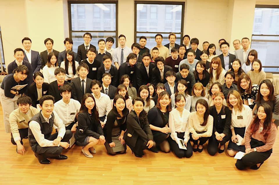 On April 6th, New York Career Academy, Inc. supported the 13th annual Japanese students & professionals mixer held in Manhattan by providing career counseling. About 50 college students and 15 professional participated from throughout New York!