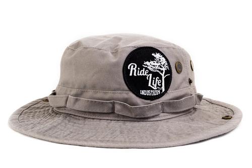 5441fbbb1d5 OG Round Grey Bucket — Ride Life Industries