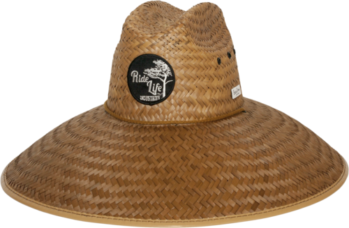 Authentic Mexican Straw Hat — Ride Life Industries bfc8490ccfc