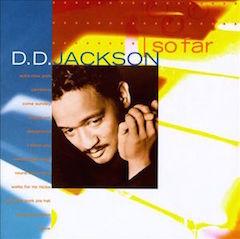 D.D. Jackson So Far cover.