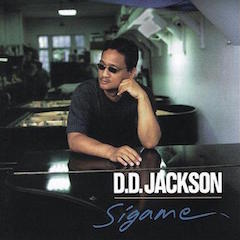 D.D. Jackson Sigame cover.