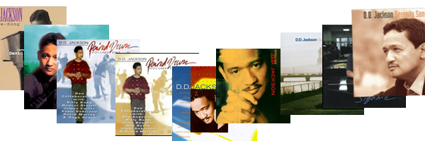CD's as leader for the jazz pianist/composer D.D. Jackson.