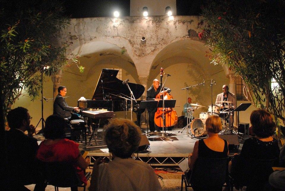 D.D. Jackson Trio in Capri, Italy