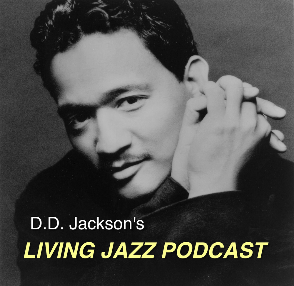 D.D. Jackson's Living Jazz Podcast image.