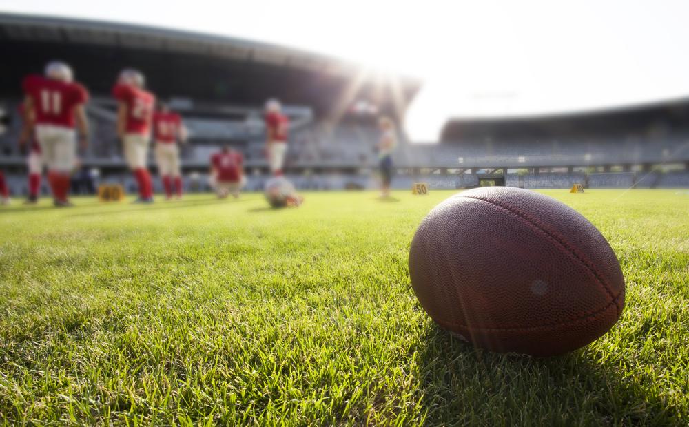 NFL FLAG FOOTBALL MARCH-MAY/OCTOBER-DECEMBER