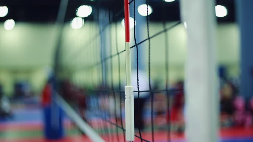 MCFADDIN VOLLEYBALL CLINICS