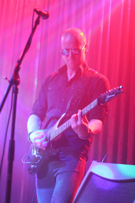 BILL HEPWORTH- LEAD GUITAR/BACKGROUND VOCALS