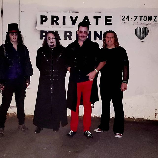 We rocked Lost on Main in goth style on Halloween. Big thanks to everyone who came out.