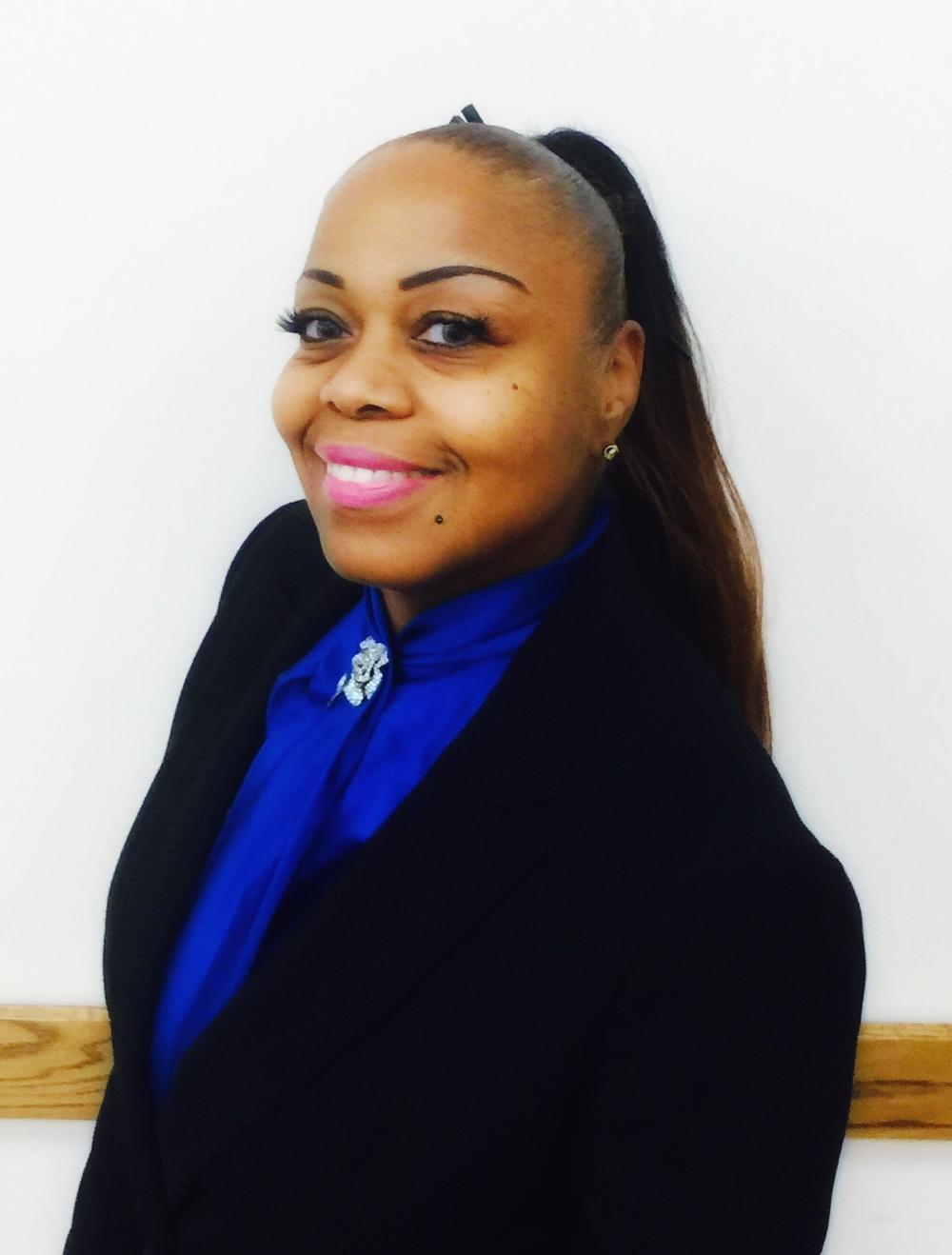 Ms. Celestine Jackson,  Assistant Strategies & Logistics   Email: celestine.jackson@dc.gov