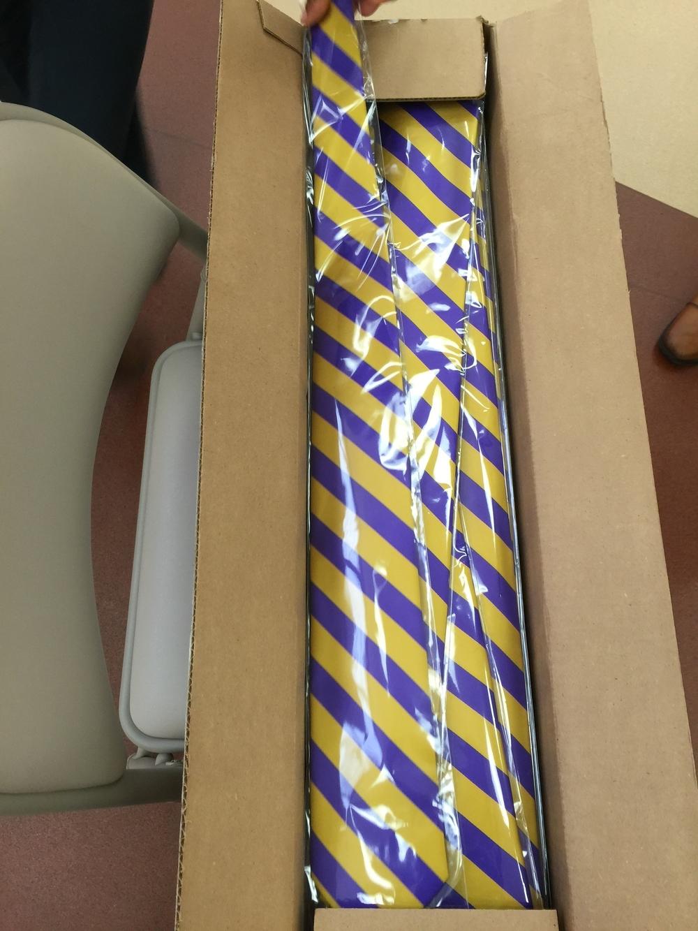 RBHS Monarchs Tie