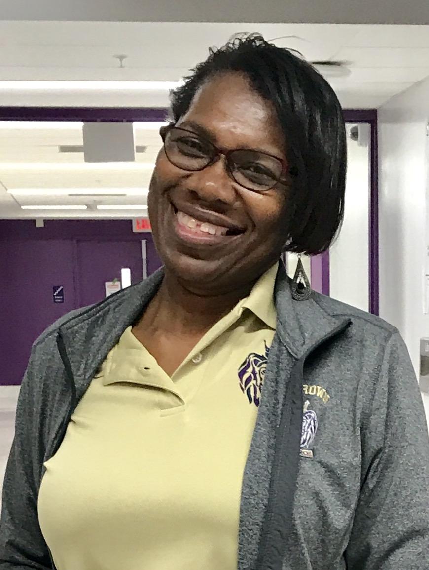 Nurse Wilson-Brown