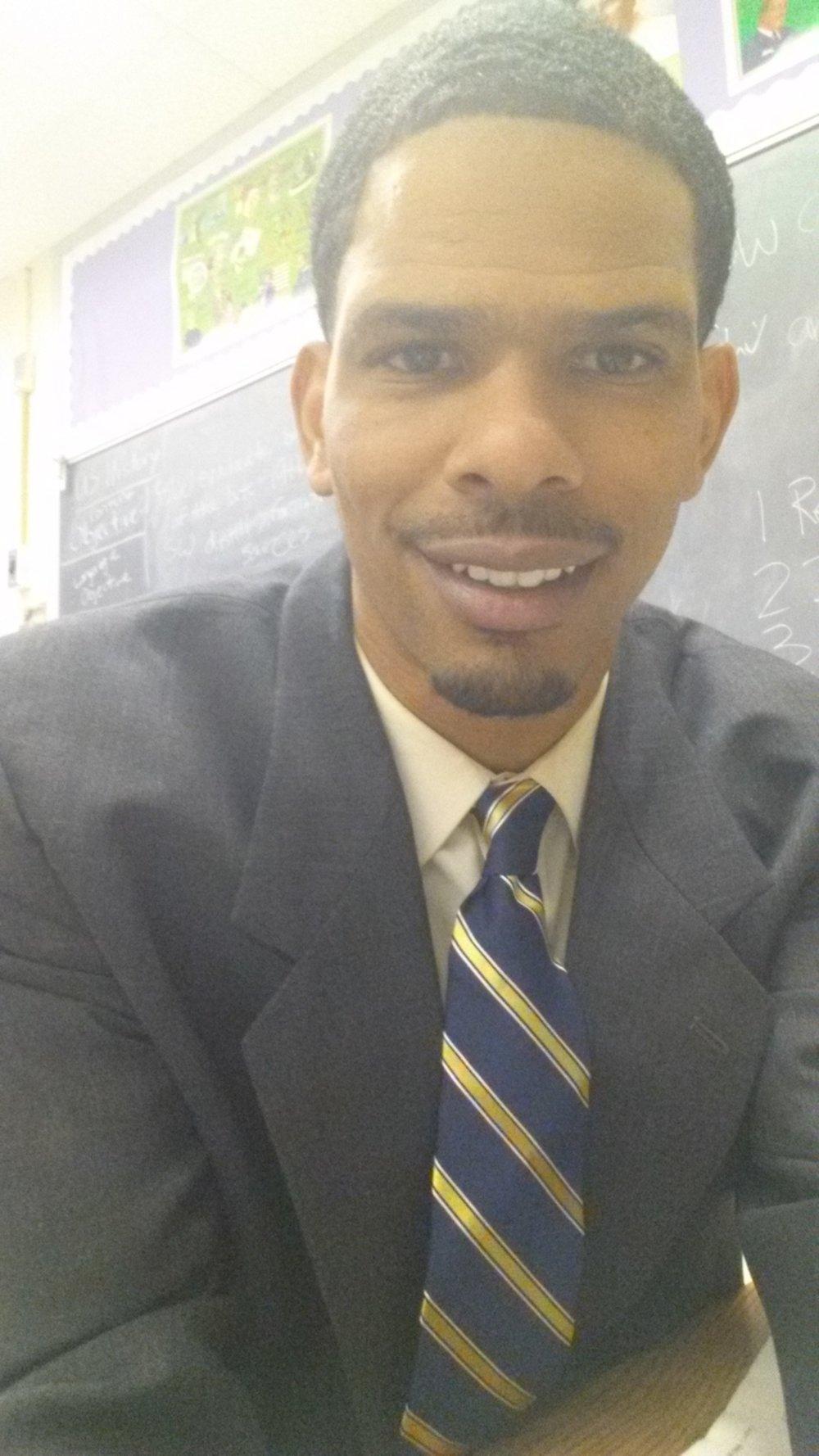 Mr. Antwyna Beasley, Ninth Grade Academy Math Email: antwyna.beasley@dc.gov