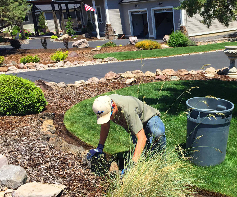From The Ground Up Bend Landscapers Landscaping