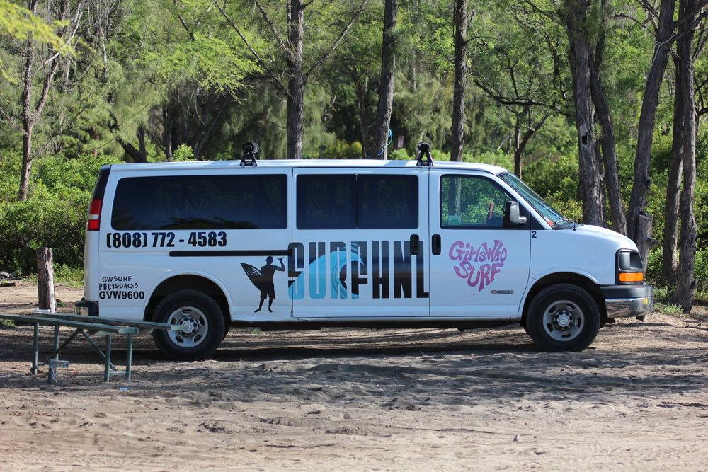 Round Trip Transportation (Waikiki, Ala Moana, Kahala, Koolina, Kapolei)
