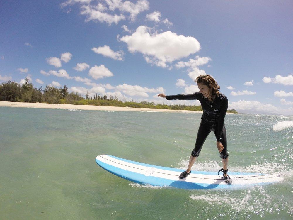 Ko Olina / Kapolei Surf Lessons