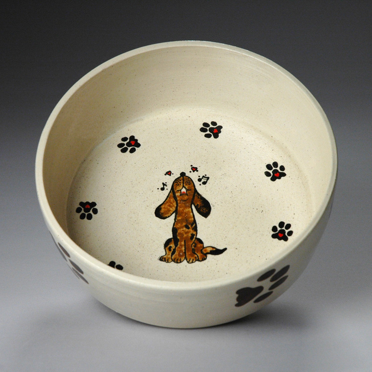 Candice Popp / 4 Paws Pottery