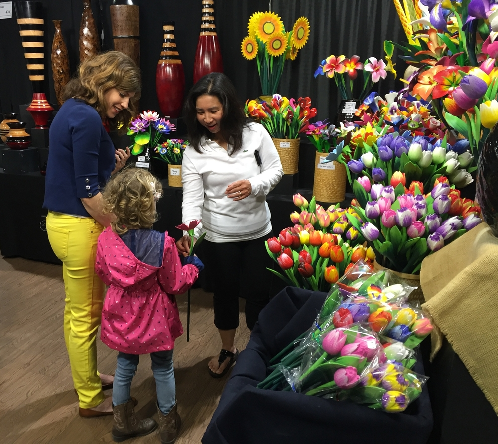 Spring tour schedule sugarloaf craft festivals for Sugarloaf crafts festival chantilly va