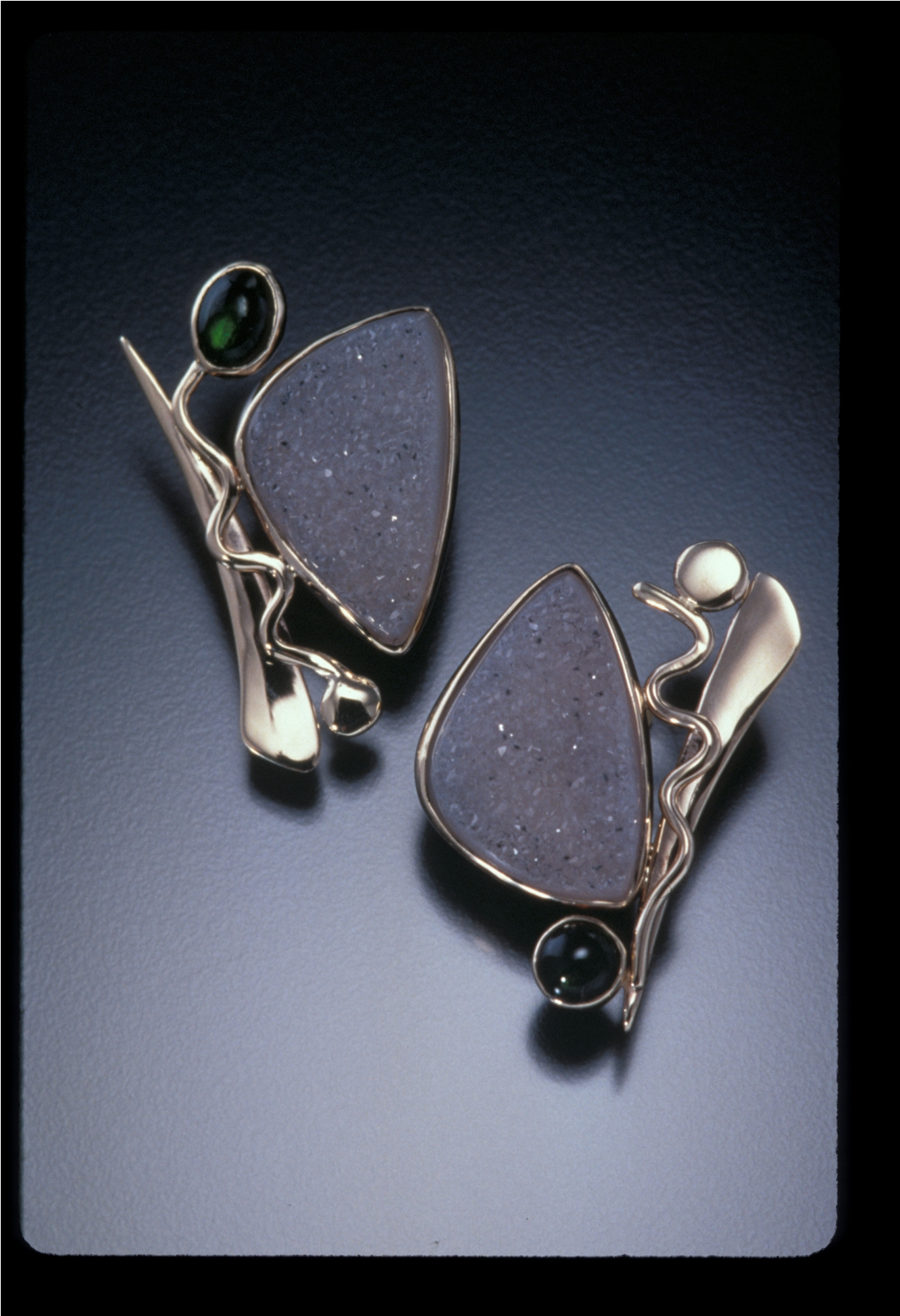 Greg Sandage Sandage Jewelry Designs Sugarloaf Craft Festivals
