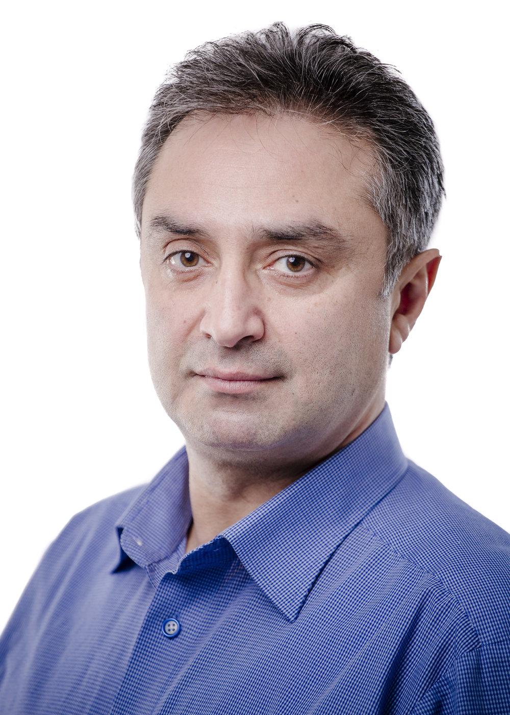 Arash Ajdari,  Electrical Engineer