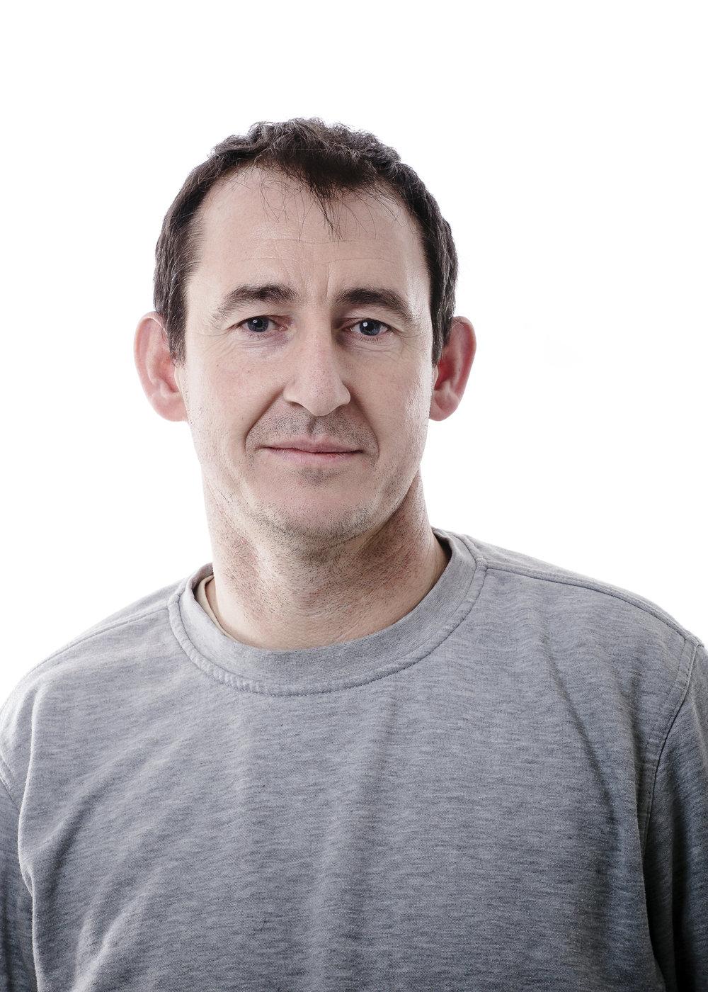 Michael Kelly, Application Engineer