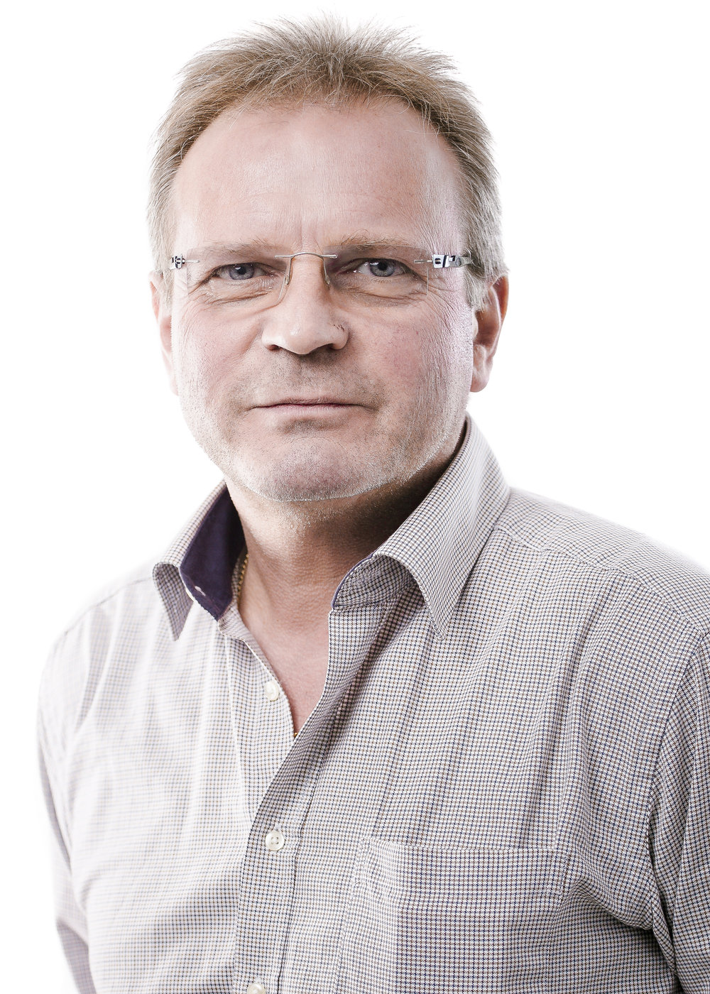 Berthold Reichle,  Head of Material Management