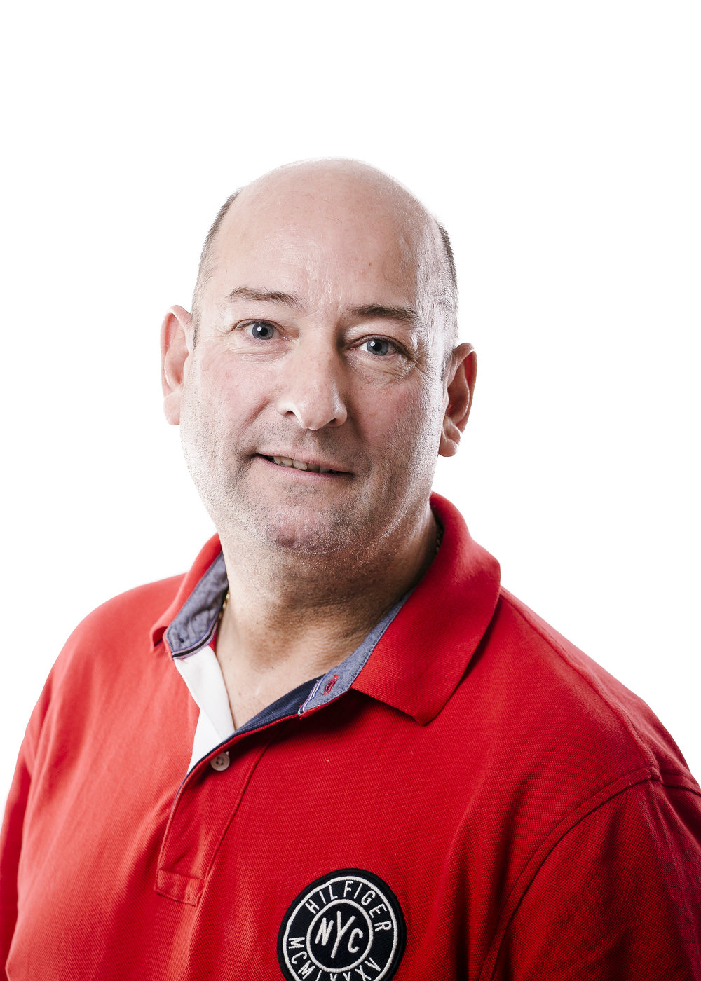 Chris Thompson, Senior Field Technician