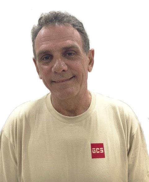 Gordon Cuthbert, Mechanic/Operator