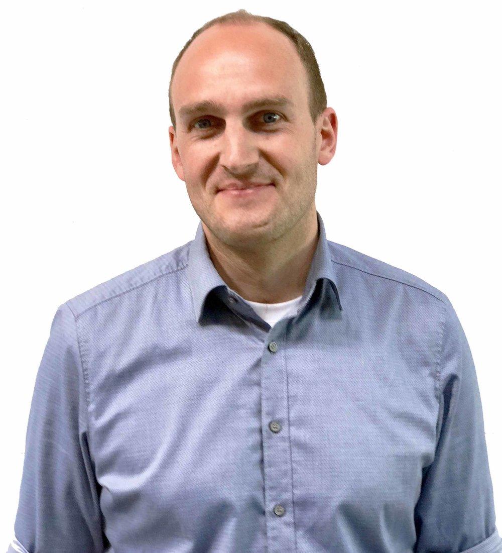 Thomas Firner, Mechanical Engineer (external service provider)