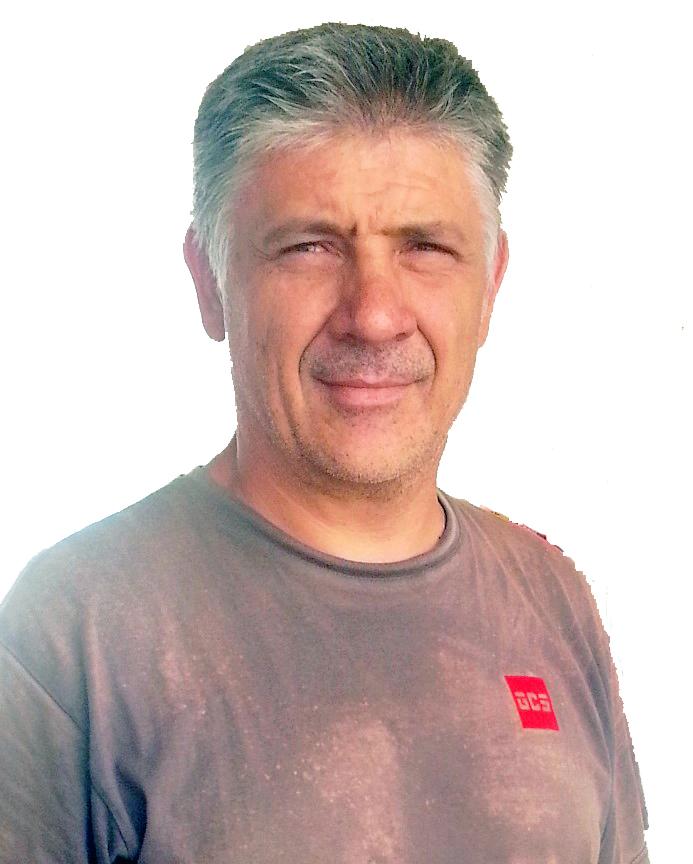 Ante Tomicic,   Project Technician