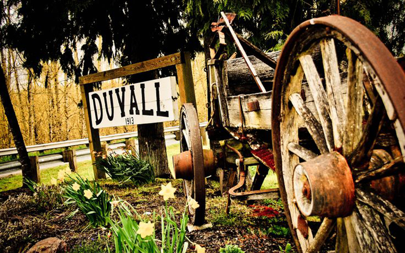Learn about Duvall.