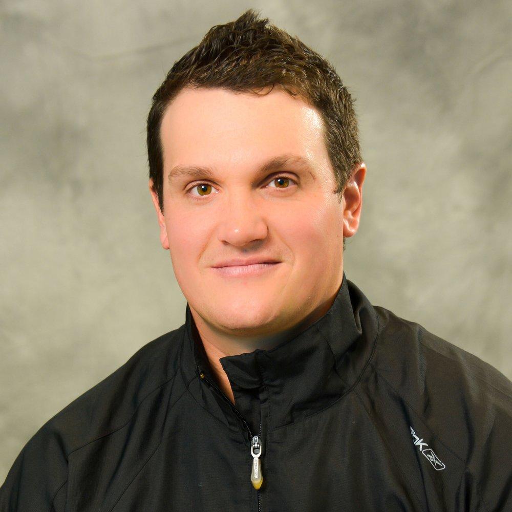 John Snowden - CoachRDV Hockey Academy