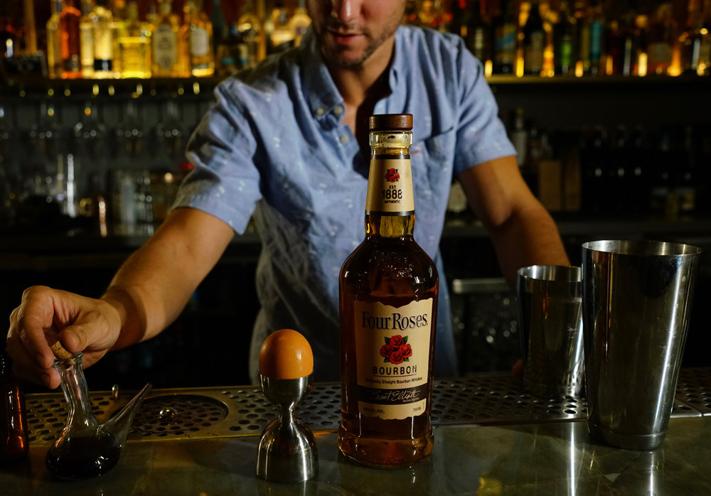 The Four Roses Distillery Sour by Josh Suchan