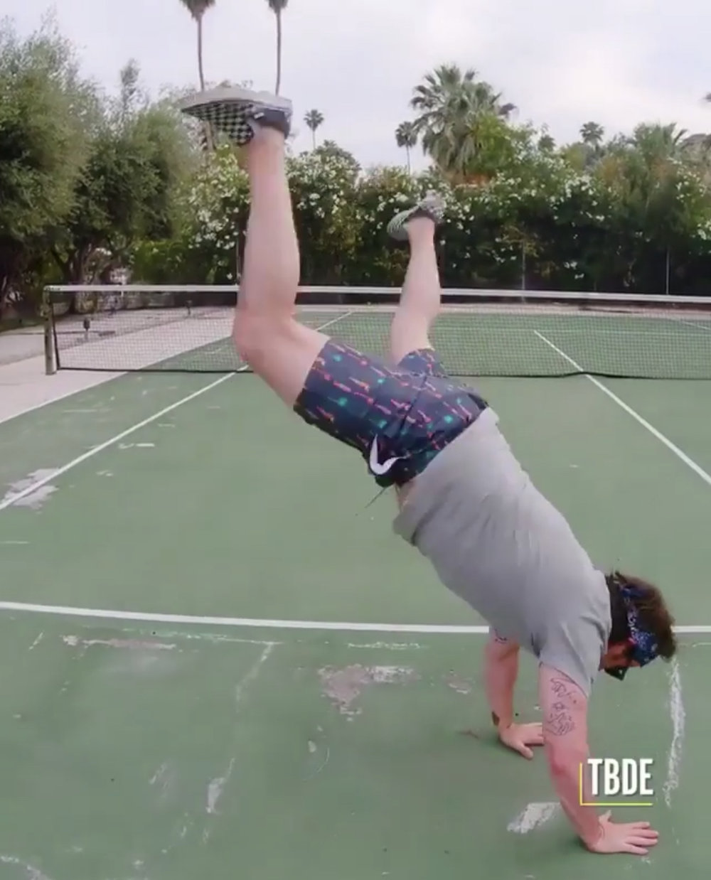 The Best Cartwheel