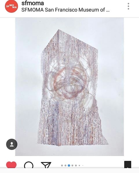 Today this piece was one of the selections for sfmoma's #submissionfriday Thanks for making my weekend! https://www.instagram.com/p/BipWJoDHIh1/ . . . . . . . . . . . #monument #paintings #drawing #sculptures #yosemite #california #acrylicpainting #laart #art #contemporaryart #contemporarypainting #evanrhiggins #sculpturepainting #penandink #watercolor #contemporarysculture #tate #artist #Chetwood #renwickgallery #fall #abstract #visionreponsesystem #SeasideFoundry