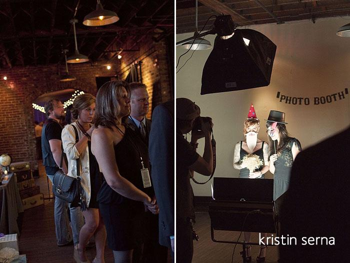 Nashville Wedding Photography Cannery Ballroom & Photo Booth