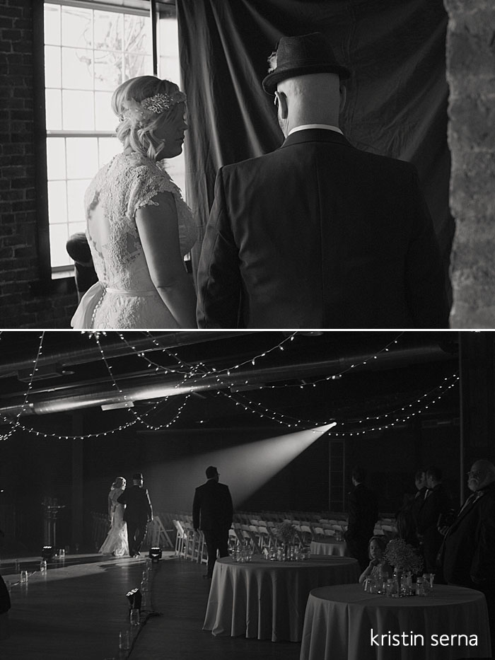 Nashville Wedding Cannery Ballroom at Mercy Lounge